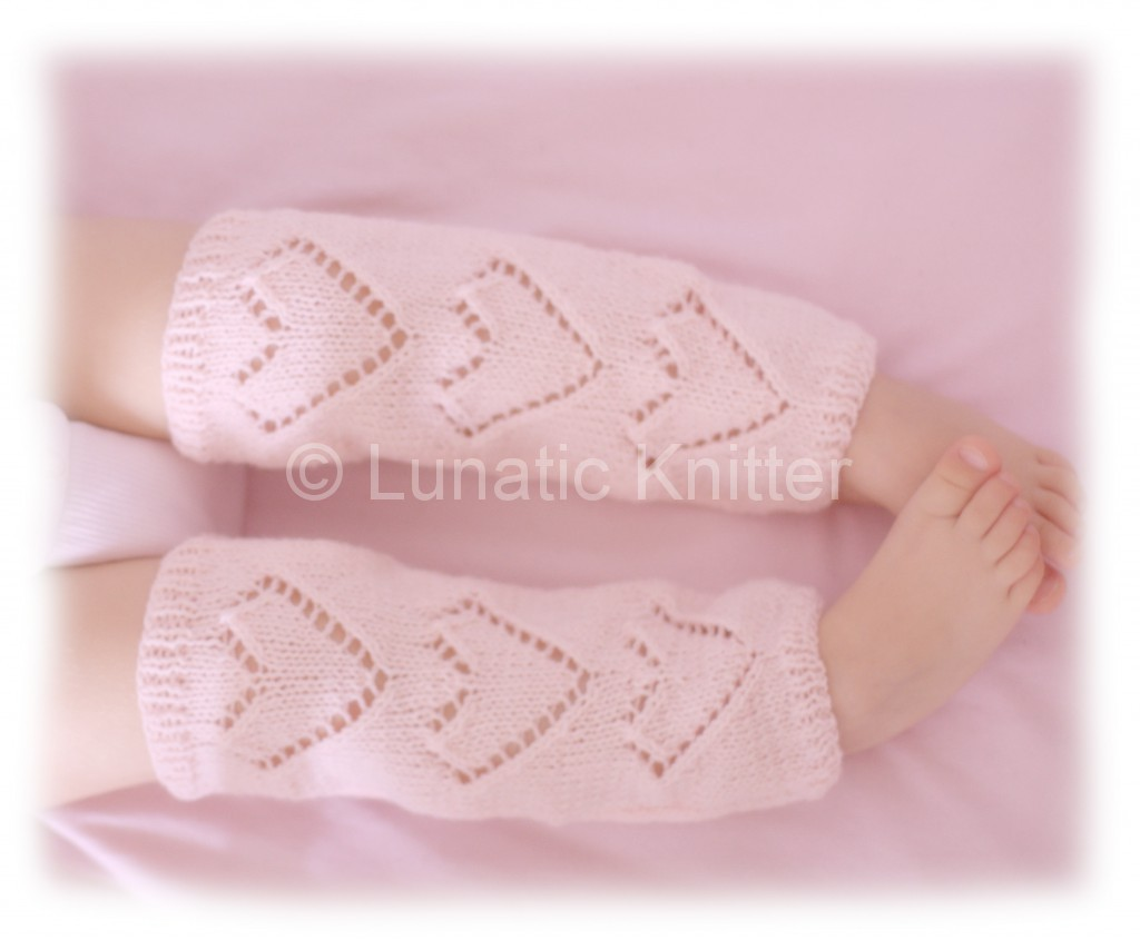 Hearted Legwarmers